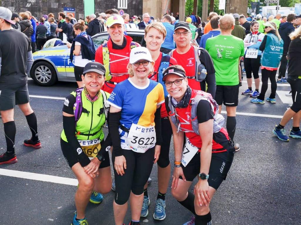 Marathon Düsseldorf / Berlin
